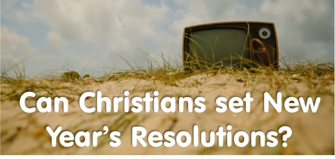 Can Christians Set Goals?
