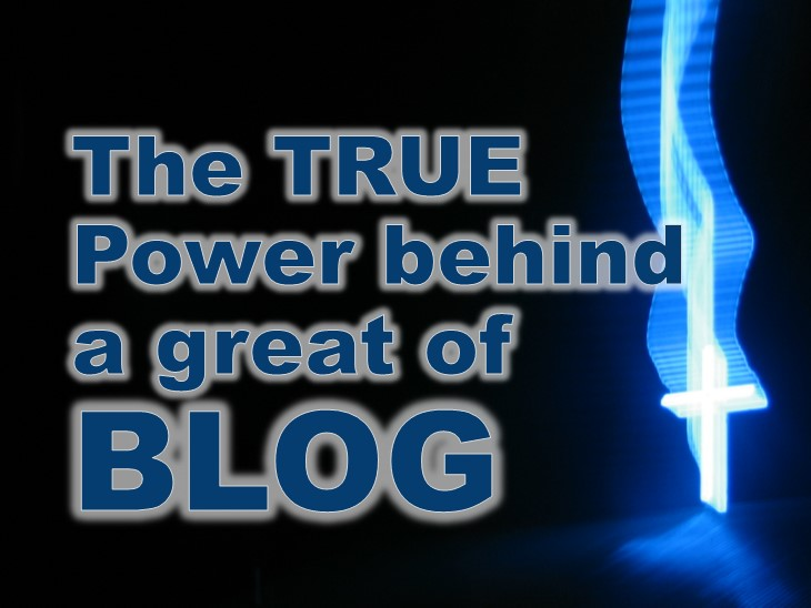 Christian blogging