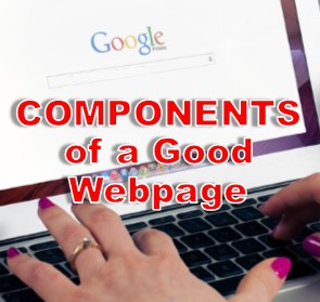 Components of Good Business Website
