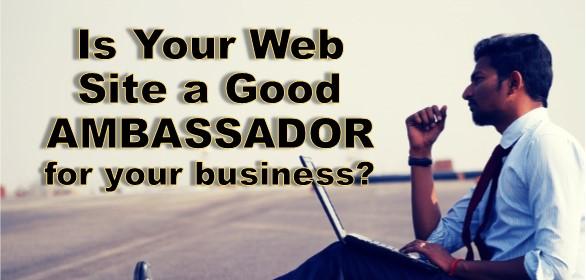 website comparison case study