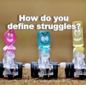 defining struggles as a Christian entrepreneur