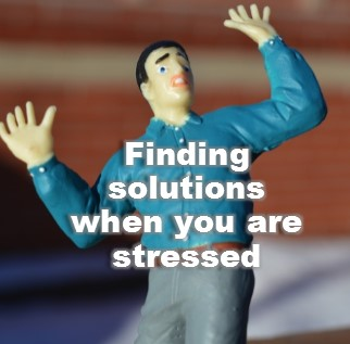 Finding Solutions When Stressed as a Christian Business Owner