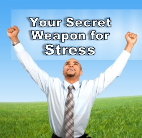 The secret weapon for stressed Christian business owners