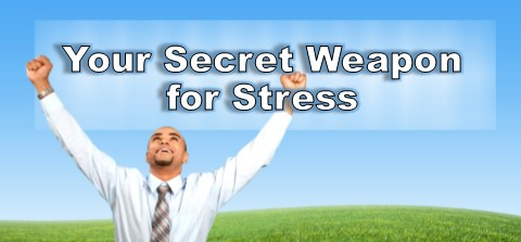 secret weapon for stress for Christian business owners