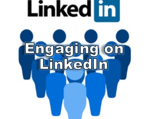 Engaging on LinkedIn for Business