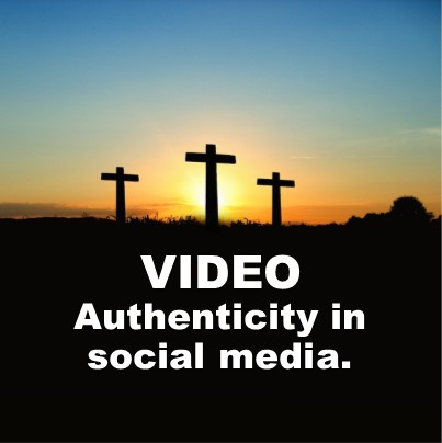 Video Discussion: Social Media Authenticity