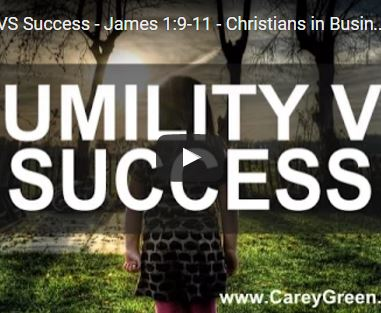 Christian business humility video