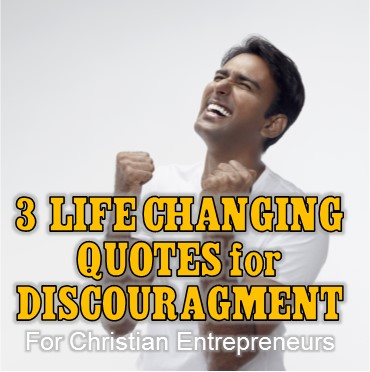 quotes for discouragement