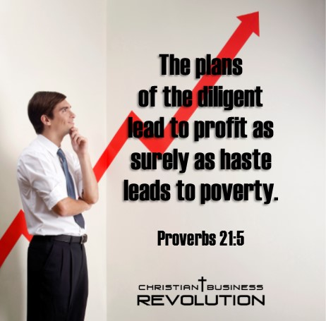 business Bible verse