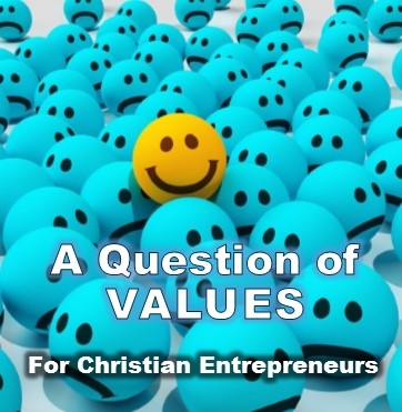 A Question of Biblical Values