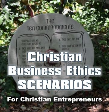 business ethics scenarios