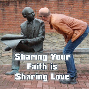 sharing your faith in busines