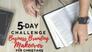 Christian business challenge